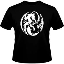 T-shirts  parodique Japon : Double Dragons (Parodie )