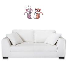 Décorations murales  parodique Humour - Geek Cat : Chat geek :) (Parodie )