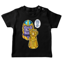 T-shirts bébé Parodies Cinéma