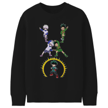 Kids Sweaters Manga Parodies