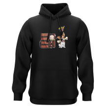 Hooded Sweatshirts Manga Parodies