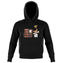 Kids Hooded Sweatshirts Manga Parodies