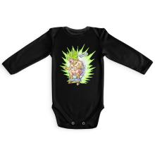 Long sleeve Baby Bodysuits Manga Parodies
