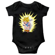Short sleeve Baby Bodysuits Manga Parodies