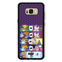 Coque pour téléphone portable Samsung Galaxy S8+ Parodies Manga
