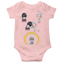 Short-sleeved baby bodysuit (Girls) Manga Parodies
