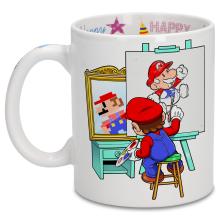 Happy Birthday Mugs Video Games Parodies
