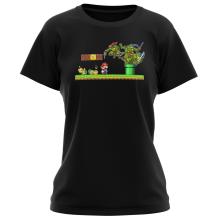 T-shirts Femmes Parodies Jeux Vidéo