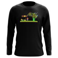 T-Shirts manches longues Parodies Jeux Vidéo