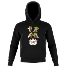 Kids Hooded Sweatshirts Movies Parodies