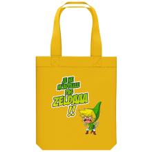 Organic Cotton Tote Bag Video Games Parodies