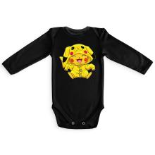 Long sleeve Baby Bodysuits Video Games Parodies