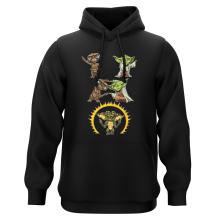 Hooded Sweatshirts Video Games Parodies