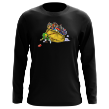 Long sleeve T-shirts Video Games Parodies