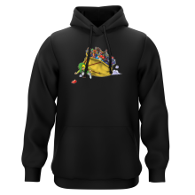 Hooded Sweatshirts Video Games Parodies