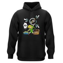 Sweat-shirts à Capuche Parodies Jeux Vidéo