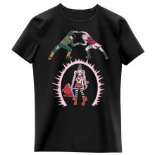 Girls Kids T-shirts Manga Parodies