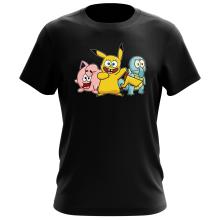 T-shirts Hommes Parodies Jeux Vidéo