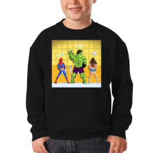 Sweat-shirts  parodique Wonder Woman, l