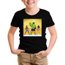 T-shirt Enfant  parodique Wonder Woman, l