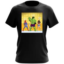 T-shirt  parodique Wonder Woman, l