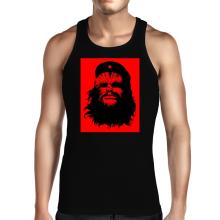 Débardeurs  parodique Chewbacca : Chewie Guevara (Parodie )
