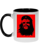 Mugs  parodique Chewbacca : Chewie Guevara (Parodie )
