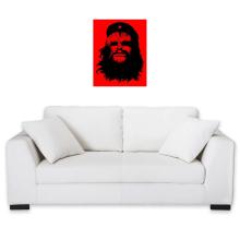 Sticker Mural  parodique Chewbacca : Chewie Guevara (Parodie )