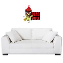 Décorations murales  parodique Deadpool ou Dead Poule : Dead Poule (Parodie )