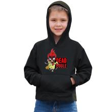 Sweat à capuche Enfant  parodique Deadpool ou Dead Poule : Dead Poule (Parodie )
