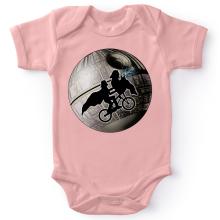 Body bébé (Filles)  parodique Dark Vador et l