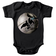 Body bébé  parodique Dark Vador et l