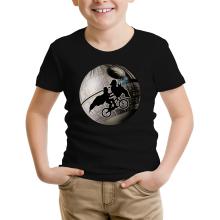 T-shirt Enfant  parodique Dark Vador et l
