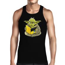 Débardeurs  parodique Yoda : En grammaire, un zéro, il est... :) (Parodie )