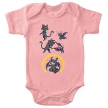 Body bébé (Filles)  parodique Krokmou : Fusion Nocturne... (Parodie )