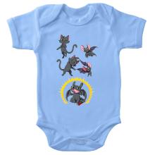 Body bébé  parodique Krokmou : Fusion Nocturne... (Parodie )