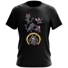 T-shirt  parodique Krokmou : Fusion Nocturne... (Parodie )