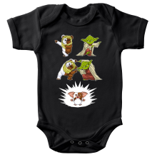 Short sleeve Baby Bodysuits Movies Parodies