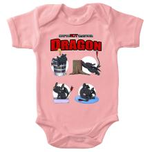 Body bébé (Filles)  parodique Krokmou : How to NOT train your Dragon (Parodie )