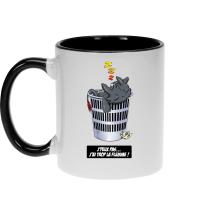 Mugs  parodique Krokmou la Furie Nocturne : J