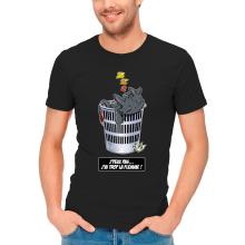 T-shirts  parodique Krokmou la Furie Nocturne : J