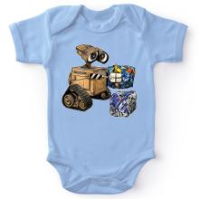 Bodys  parodique Wall-E, Goldorak et R2-D2 : La grosse boulette... :) (Parodie )