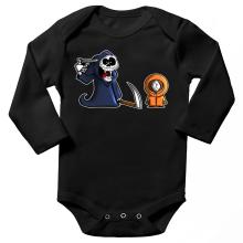 Body bébé manches longues  parodique Kenny : La parodie qui tue... :) (Parodie )