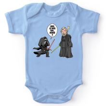 Bodys  parodique Kylo Ren Vs Luke Skywalker : Luke, je suis ton... ;) (Parodie )