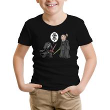 T-shirts  parodique Kylo Ren Vs Luke Skywalker : Luke, je suis ton... ;) (Parodie )