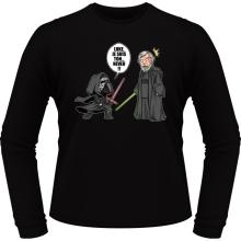 Luke, je suis ton... ;)