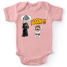 Body bébé (Filles)  parodique Luke Skywalker et Dark Vador : Luke Life Episode I : Un père qui craint :) (Parodie )