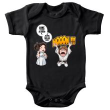 Body bébé  parodique Luke et Leila Skywalker : Luke Life Episode II : Une soeur indigne :) (Parodie )