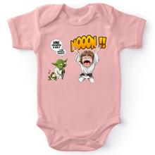 Body bébé (Filles)  parodique Yoda et Luke Skywalker : Luke Life Episode IV : le Maître... (Parodie )