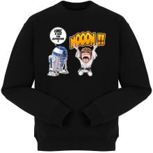 Pulls  parodique Luke Skywalker et R2-D2 : Luke Life Episode V : un robot...ménager !! (Parodie )